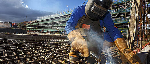 Control safety and construction site processes better