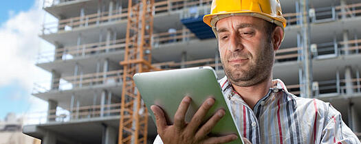 Mobile Solution for Construction Managment