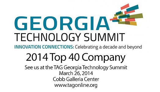 FotoIN named a TAG Top 40 company in 2014
