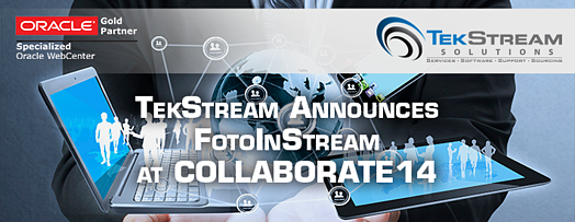 FotoINStream announced at CALLABORATE14