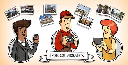Photo collaboration is crucial to your business